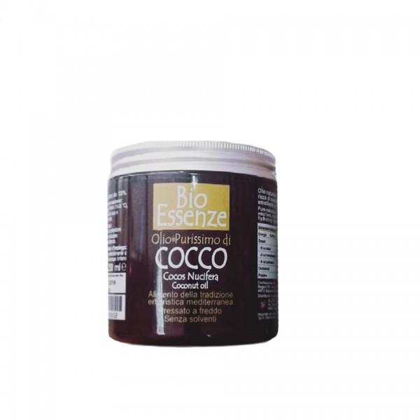 OLIO COCCO vaso 250 ml