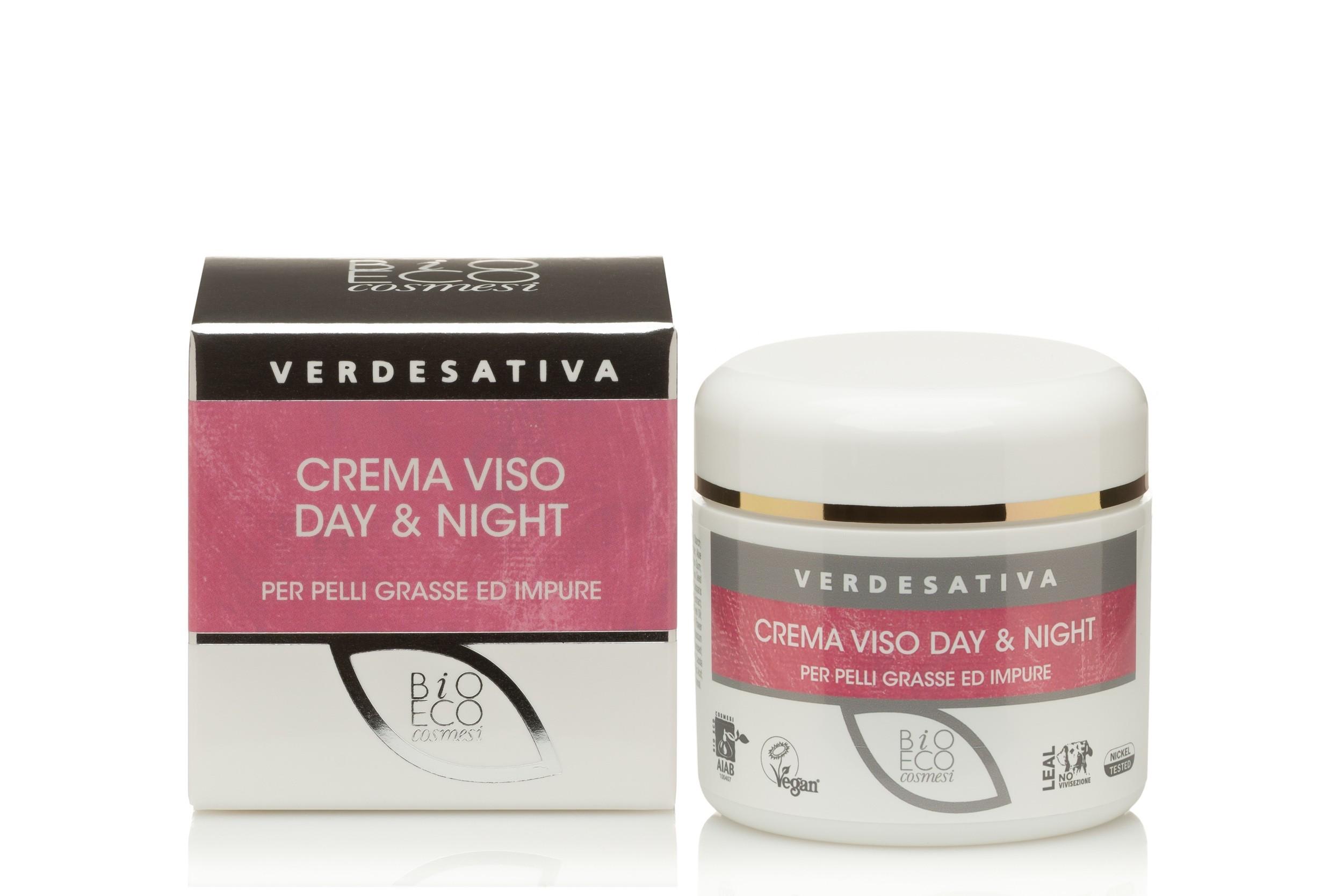 CREMA VISO DAY&NIGHT 50ML