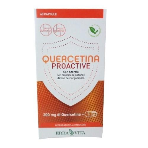 QUERCETINA PROACTIVE 60 CPS