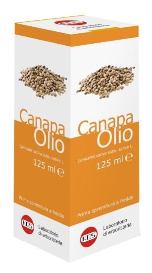 Olio di Canapa 125 ml