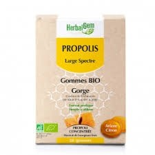 PROPOLI CARAMELLE GOMMOSE  GUSTO LIMONE 24 pz