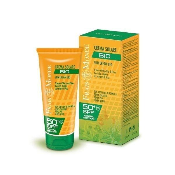 Crema Solare BIO SPF 50+  150ml
